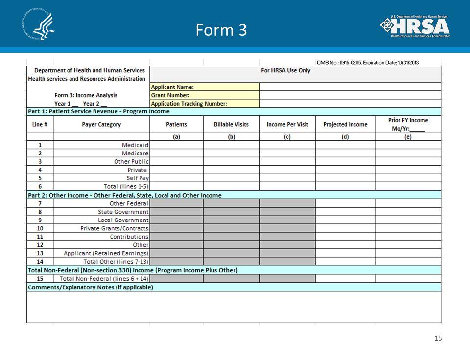 Form 3 15