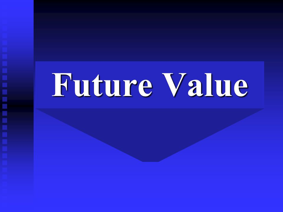 Future Value