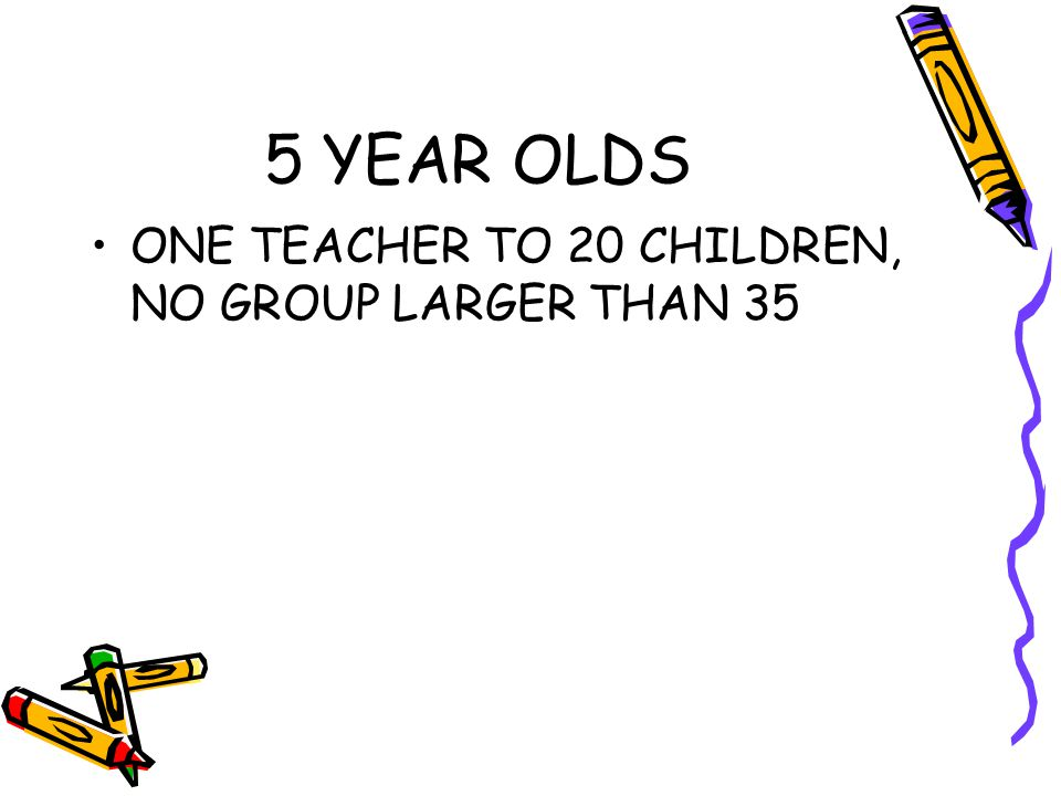 3 and 4 year olds impulsive, make mistakes