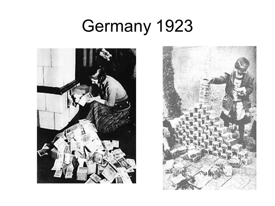 Germany 1923