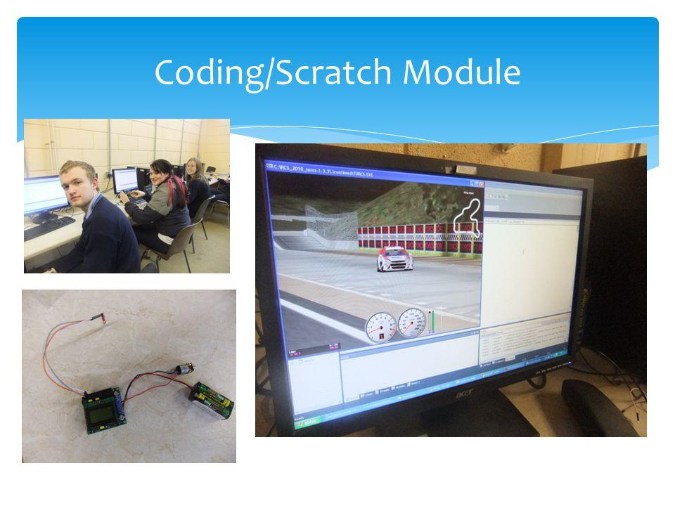 Coding/Scratch Module
