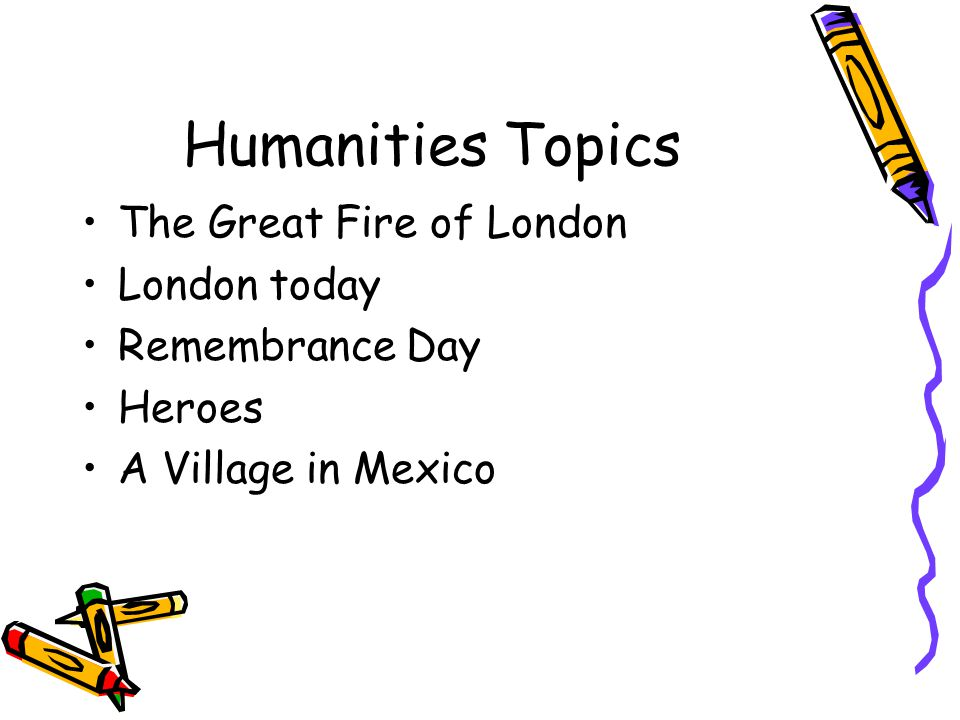 Humanities Topics The Great Fire of London London today Remembrance Day Heroes A Village in Mexico