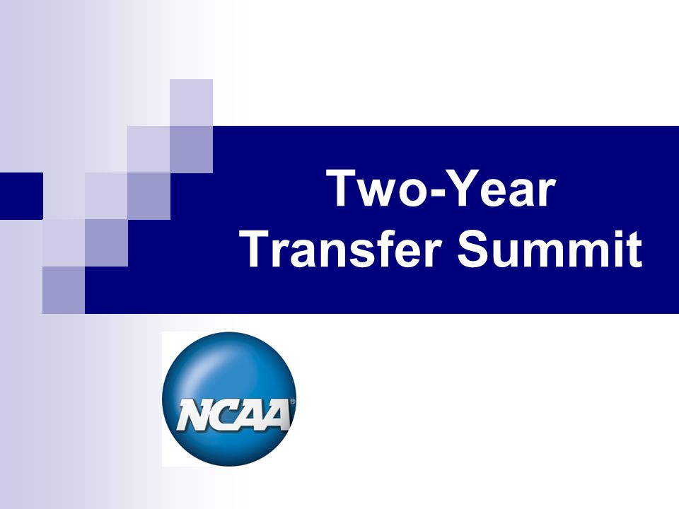 1 Agenda Background and Research on Two-year Transfer Legislation Qualifiers Non-qualifiers 2-4 Transfer GPA Calculation