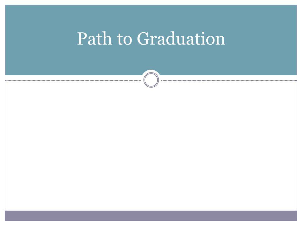 Path to Graduation