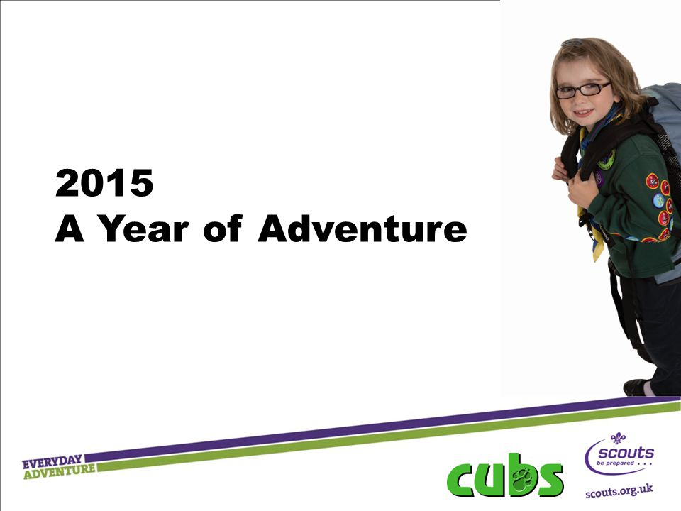 2015 A Year of Adventure