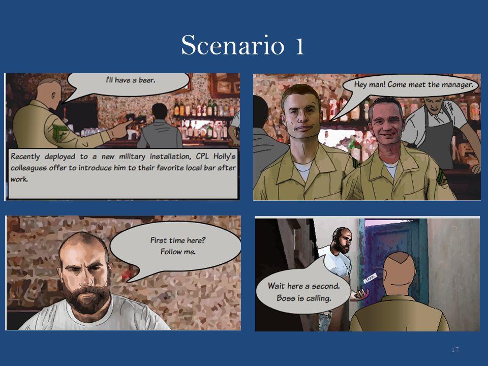 Scenario 1 17