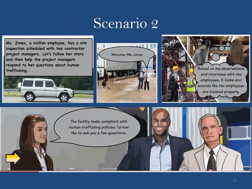 Scenario 2 20