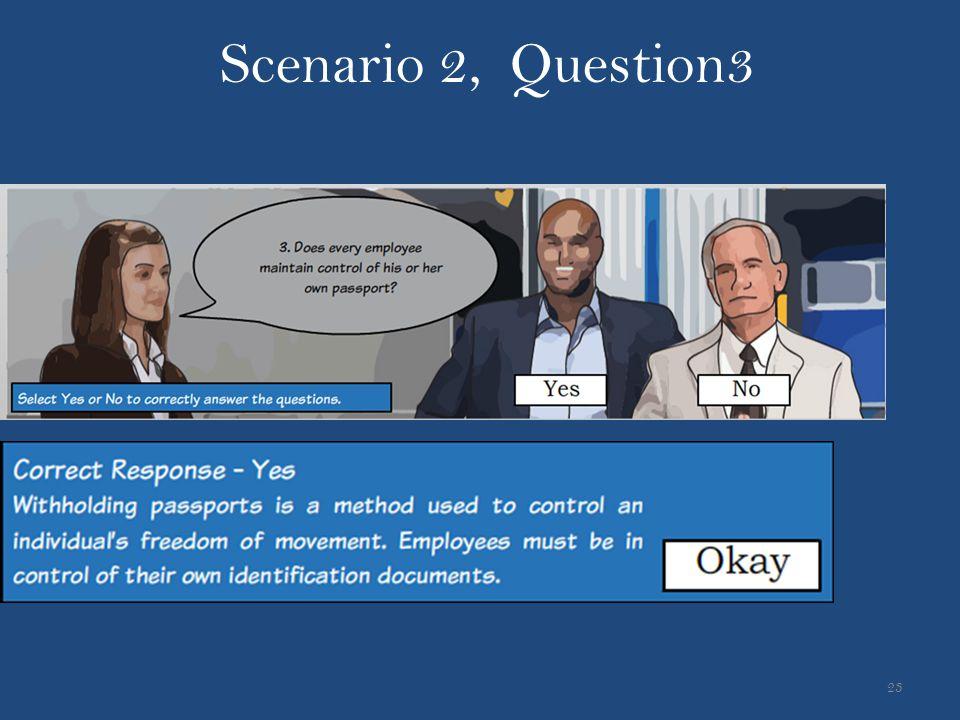 23 Scenario 2, Question3