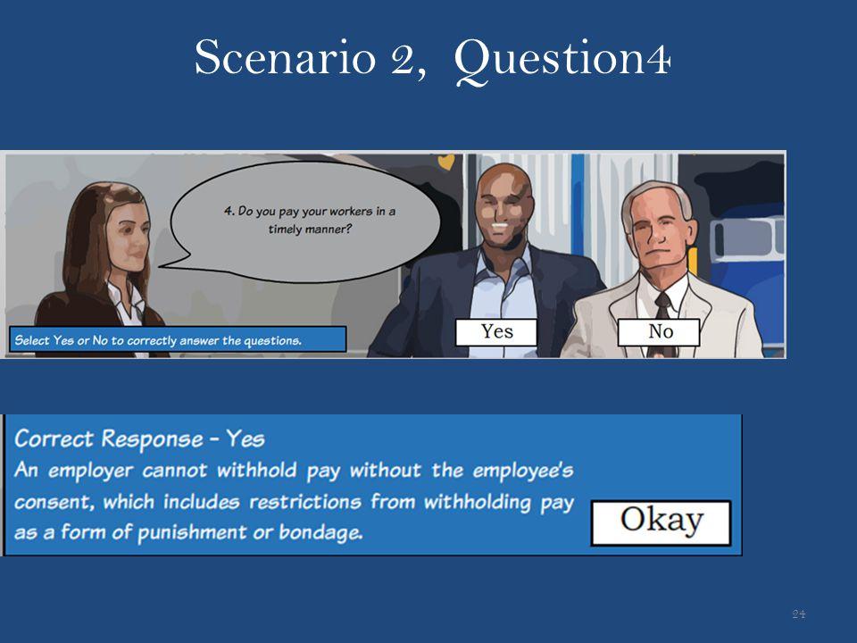 24 Scenario 2, Question4
