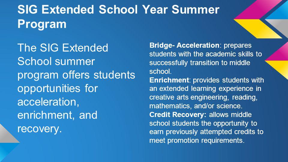 Staffing: Leadership, Instructional, & support Assistant Principal: TBA SIG EY Coordinators: Dr.