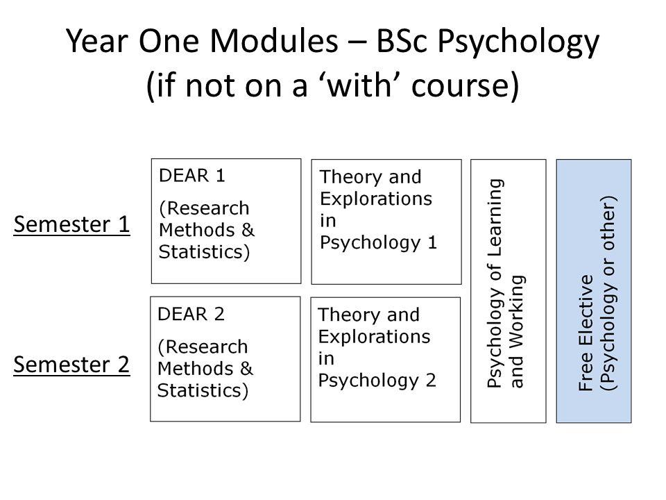 Psychology Hull Year 1