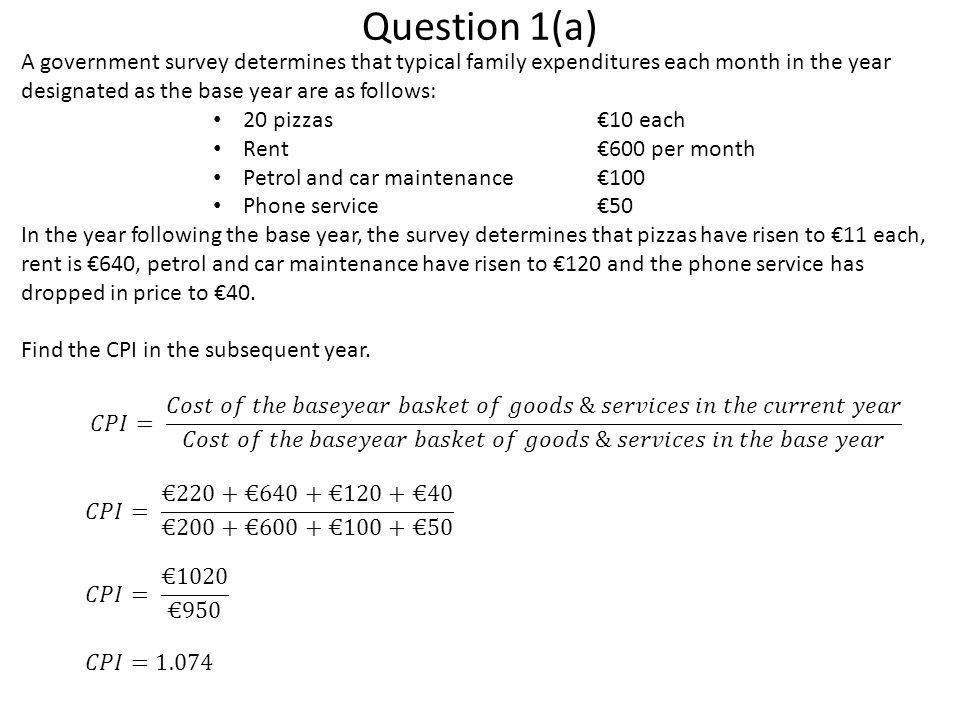 Question 1(a)