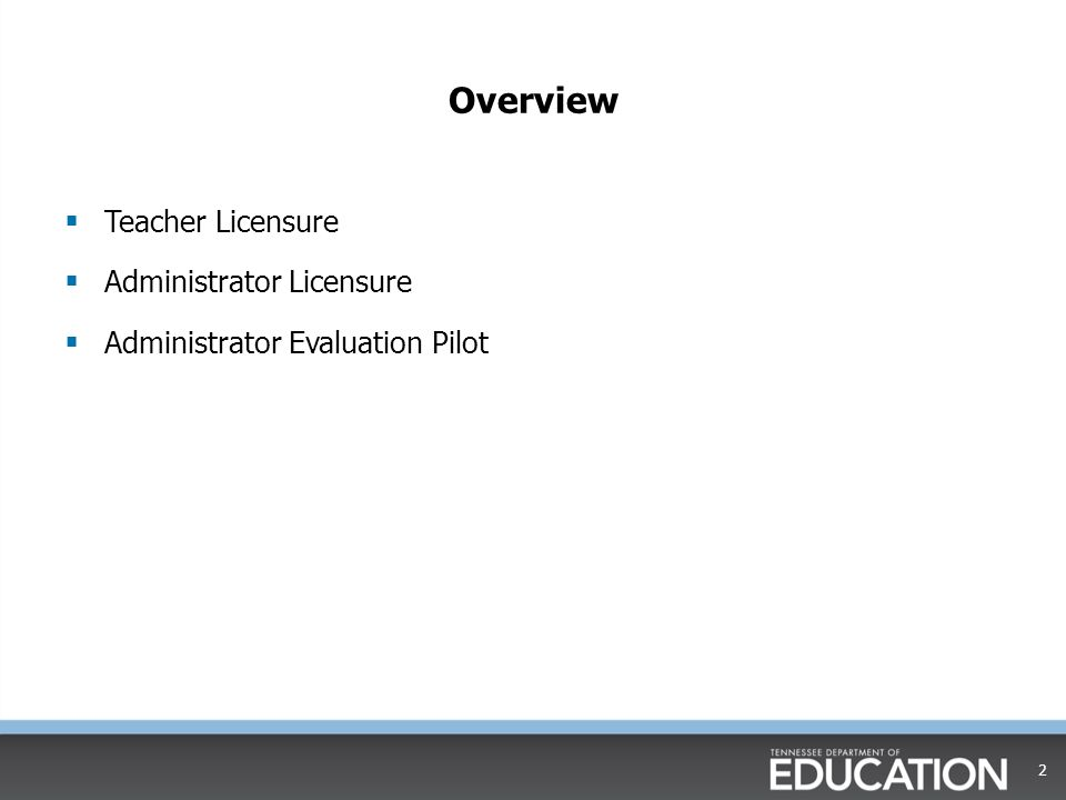 Teacher Licensure 3