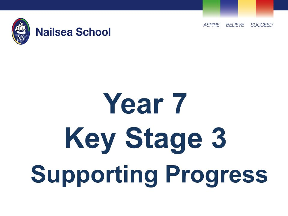 Purpose Examine the way that KS3 targets are set Explain how we track Student Progress Outline the information that will typically be found on your child s report