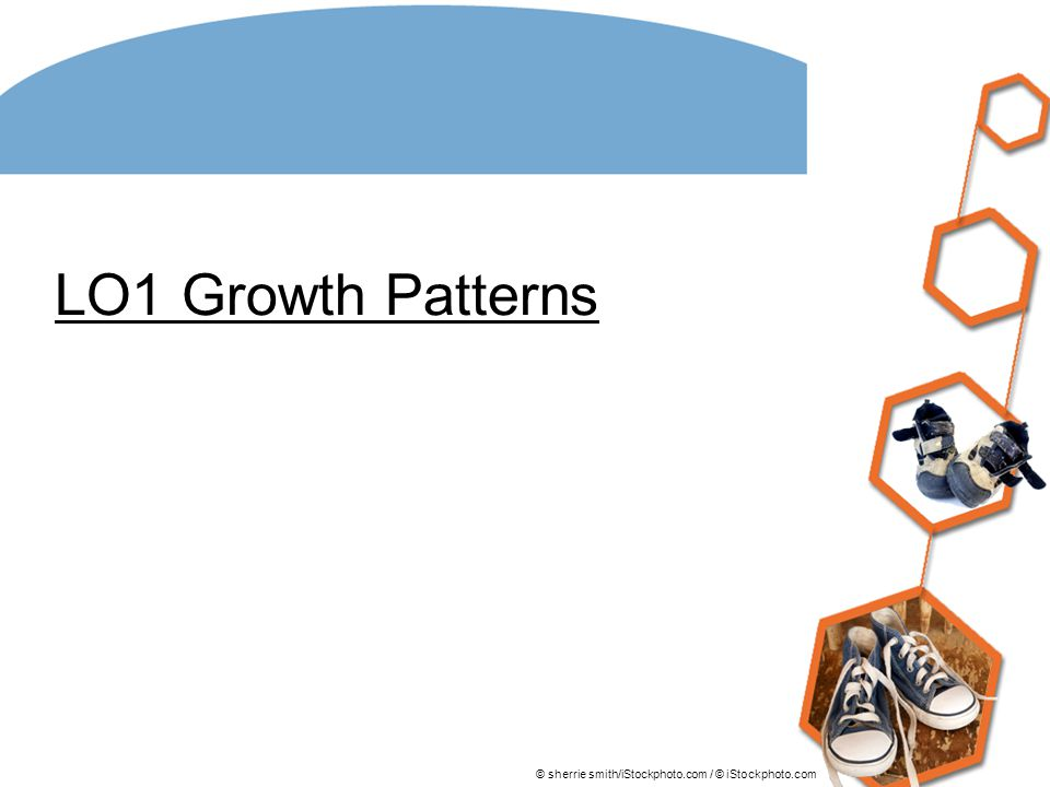 LO1 Growth Patterns © sherrie smith/iStockphoto.com / © iStockphoto.com
