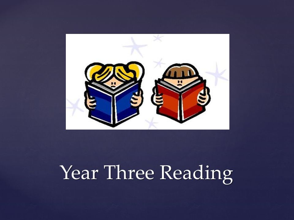 Year Three Reading