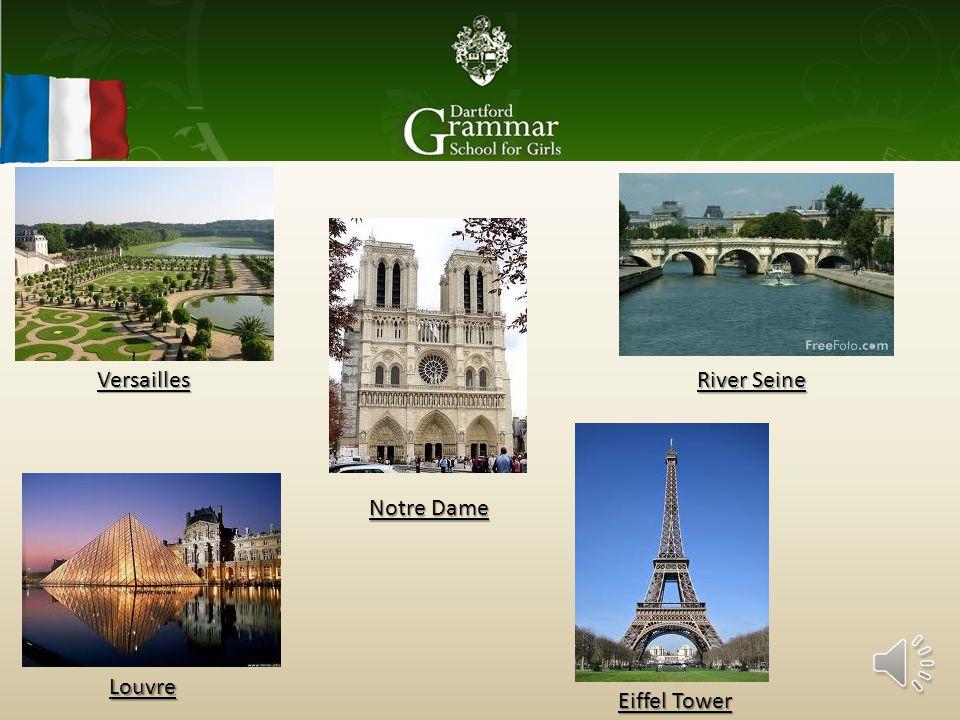 Paris trip Information for parents