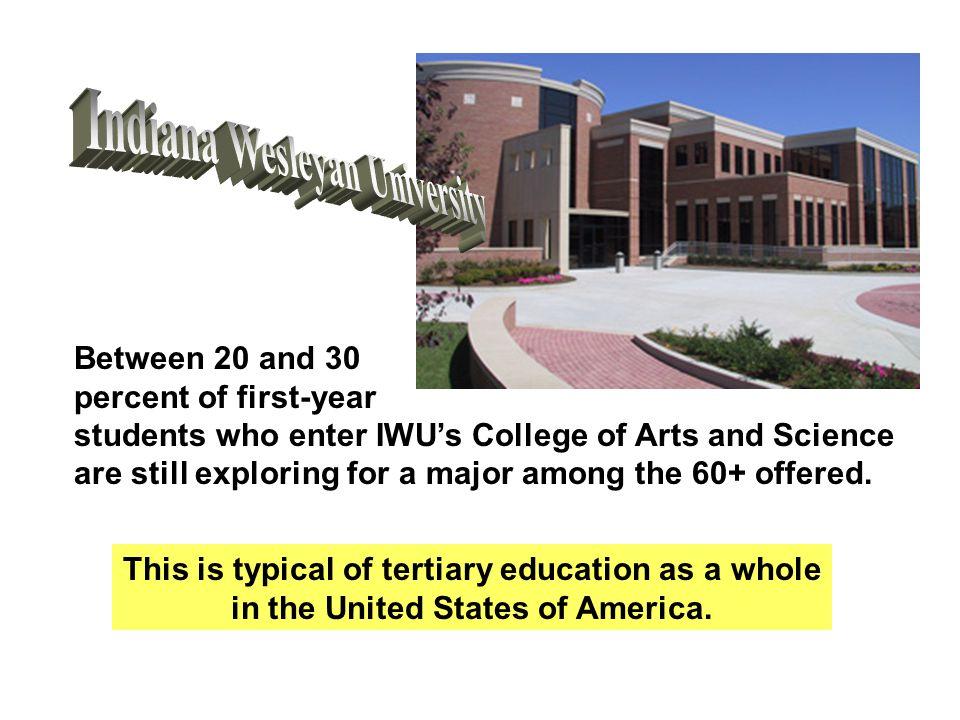 Indiana Wesleyan University .