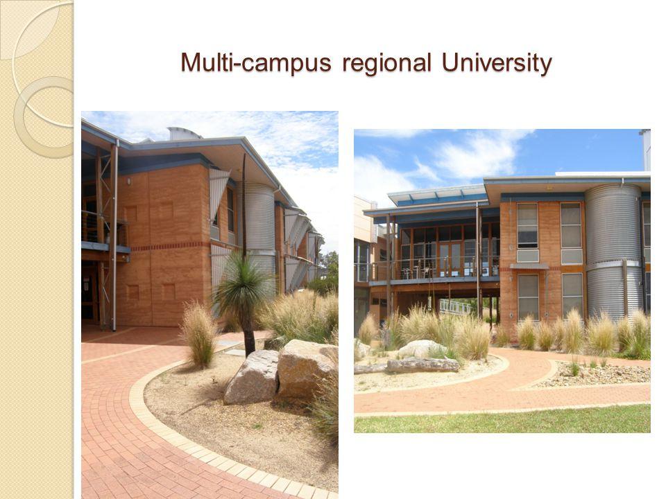 Multi-campus regional University