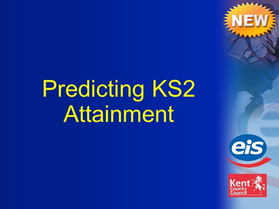Predicting KS2 Attainment