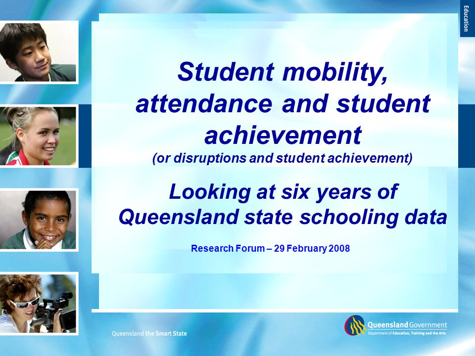 literacy and numeracy in Year 7 in 2006 (41,261 students) utilised the unique student identifier (USI) tracked over 38,000 primary school students across a six year period, from year 2 to year 7.