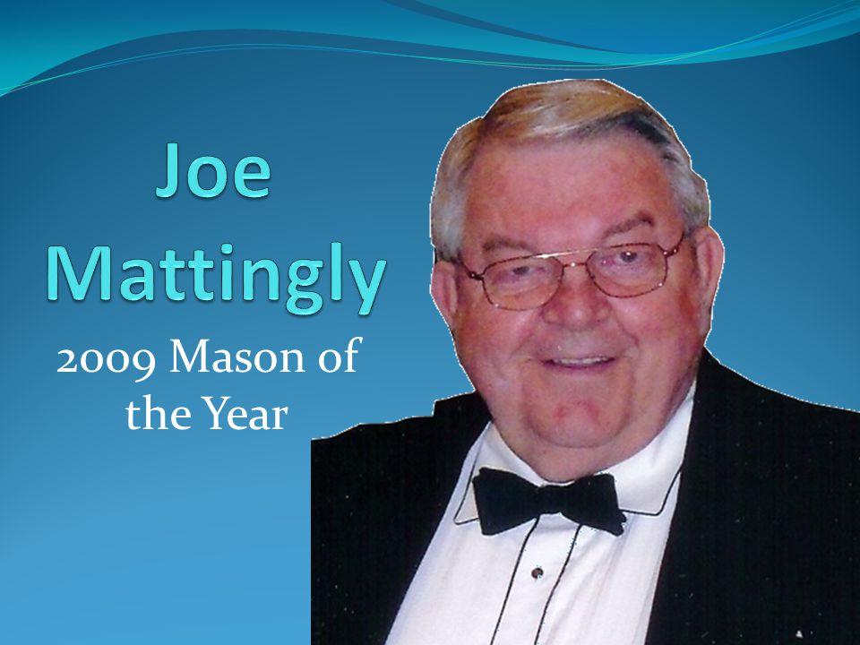 2009 Mason of the Year