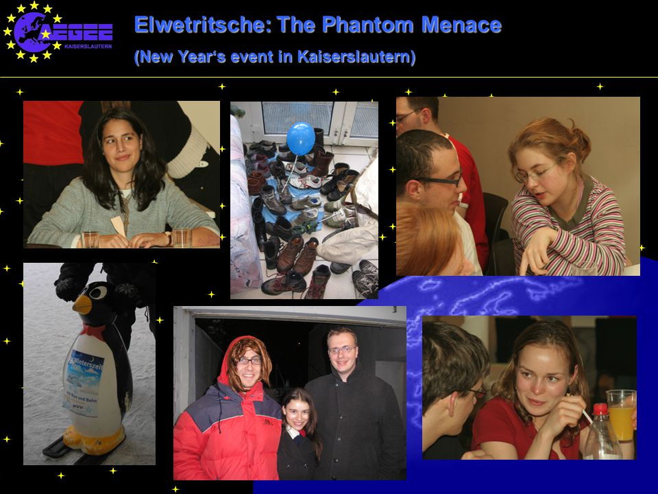 Elwetritsche: The Phantom Menace (New Year's event in Kaiserslautern)