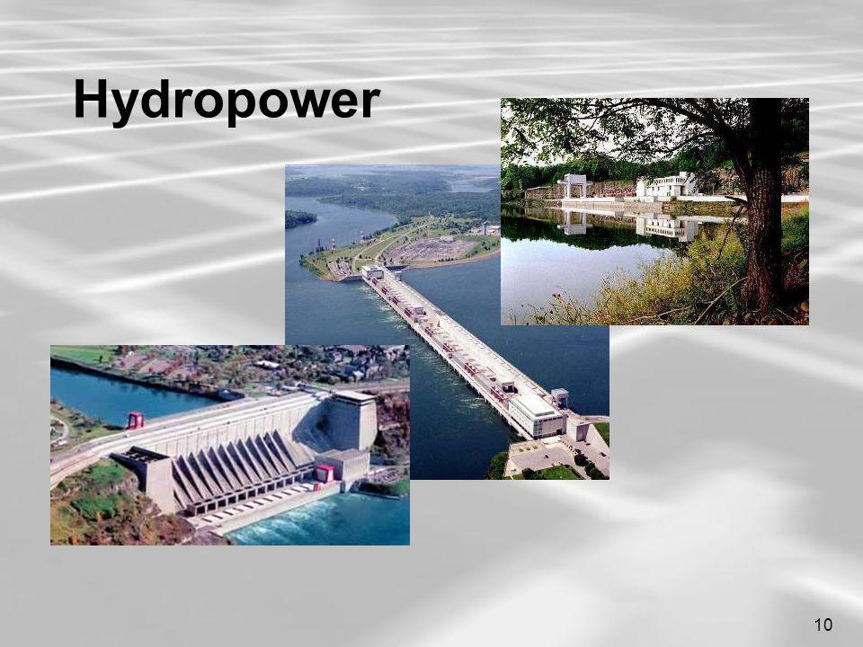 10 Hydropower