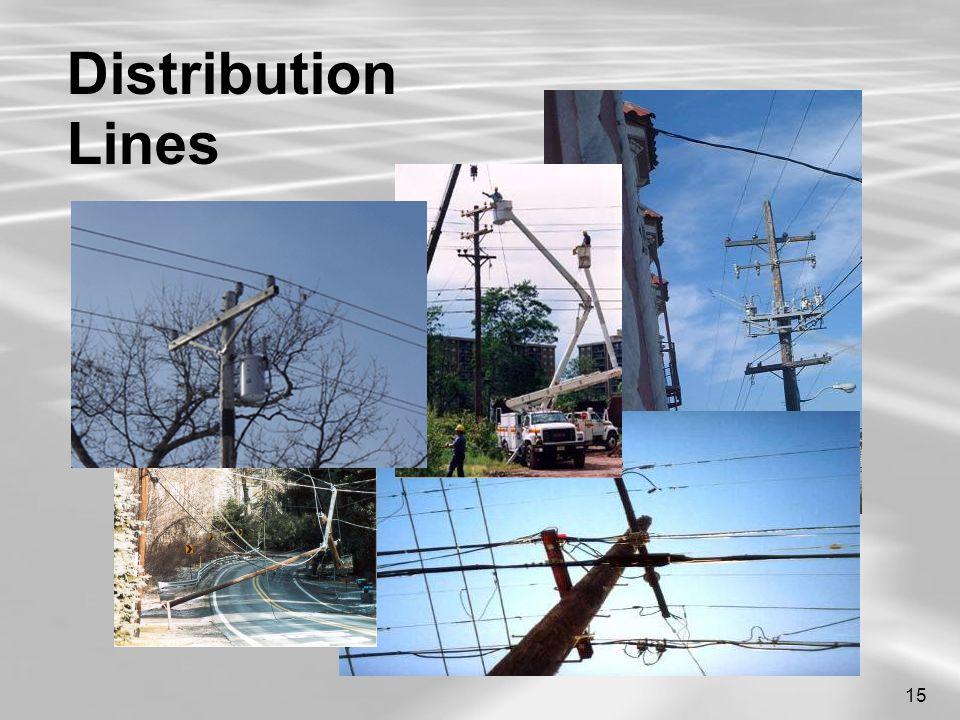 15 Distribution Lines