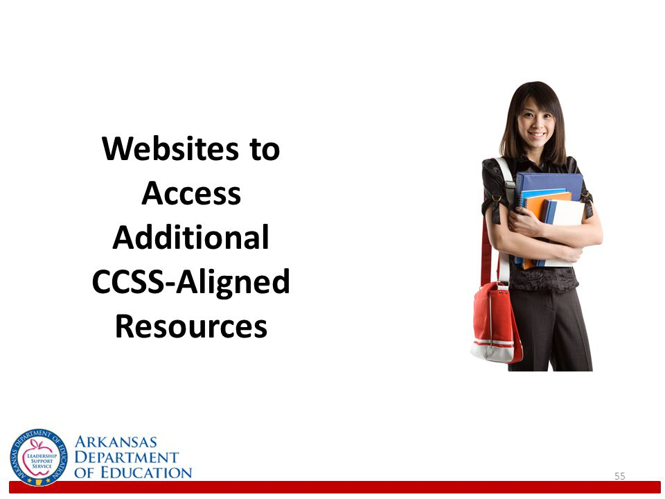 55 Websites to Access Additional CCSS-Aligned Resources