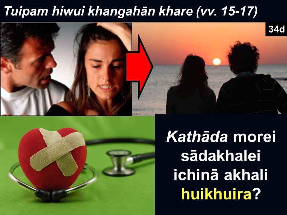 Matthew s Relational Pillars 5:23-24 Na hi: Khili: Kasā-apā Sajakahaipā Katongali Moreili 18:15-17 Matthew wui khangasik pākra