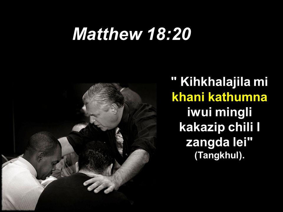 Khisāda hāngmachinra. Ithumna huikhuikhavai kasāli… Avāwui mathum sāda ot sai.