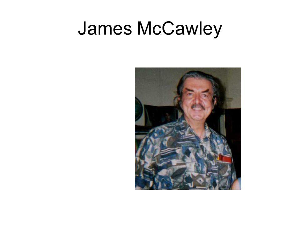 James McCawley