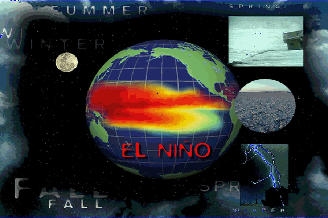 Objectives u learn how El Niño and La Niña work u emphasize that the ocean & atmosphere are strongly coupled u understand that one component of the Earth's system can have drastic effects on the rest of the Earth