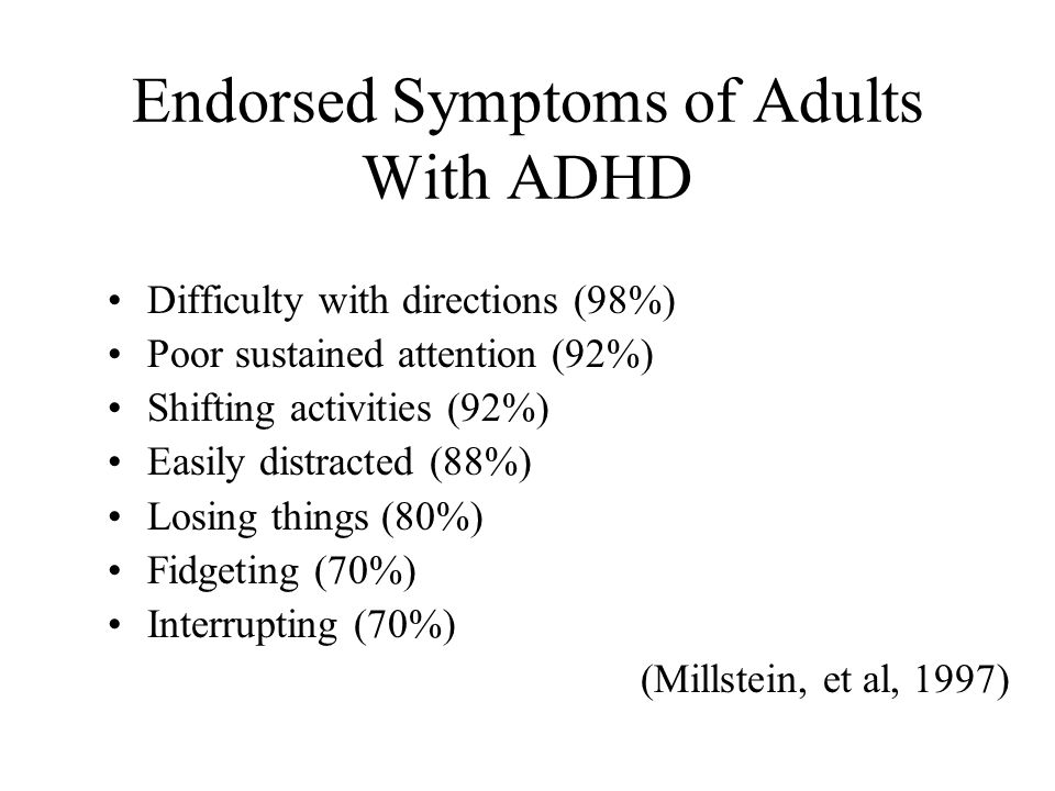 Why must we change our view of ADHD