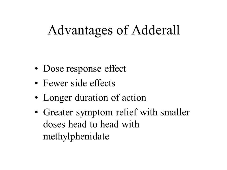 Demonstrated Side Effects of Stimulants Anorexia Insomnia Irritability Headache Stomachache Rebound irritability Tics