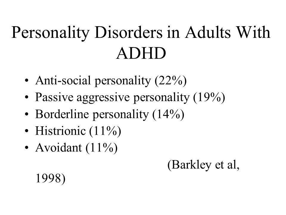 Other Classes of Drugs Tried For ADHD Selective serotonin reuptake inhibitors Venlafaxine Anti-convulsants Anti-psychotics Anti-hypertensives Propanolol Levodopa