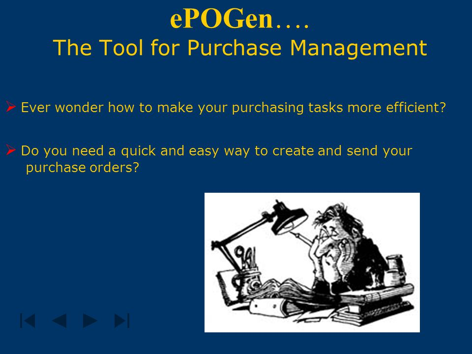 Print, and/or Fax your Purchase Order ePOGen, combined with eWholesale's multi- document print function allows you to print, and/or fax all at once.