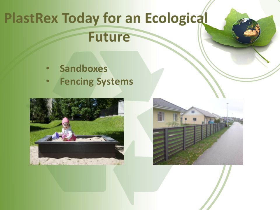 Sandboxes Fencing Systems