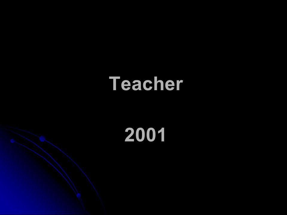 Teacher 2001