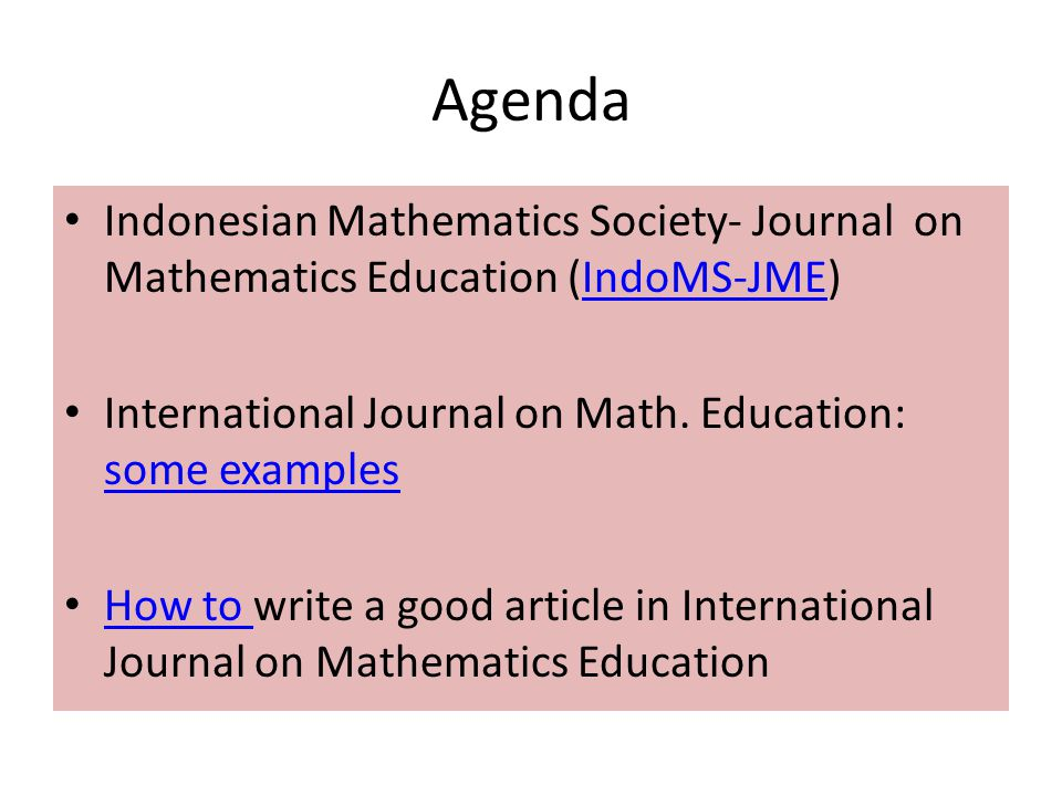 Research Journal (Cont') 11.