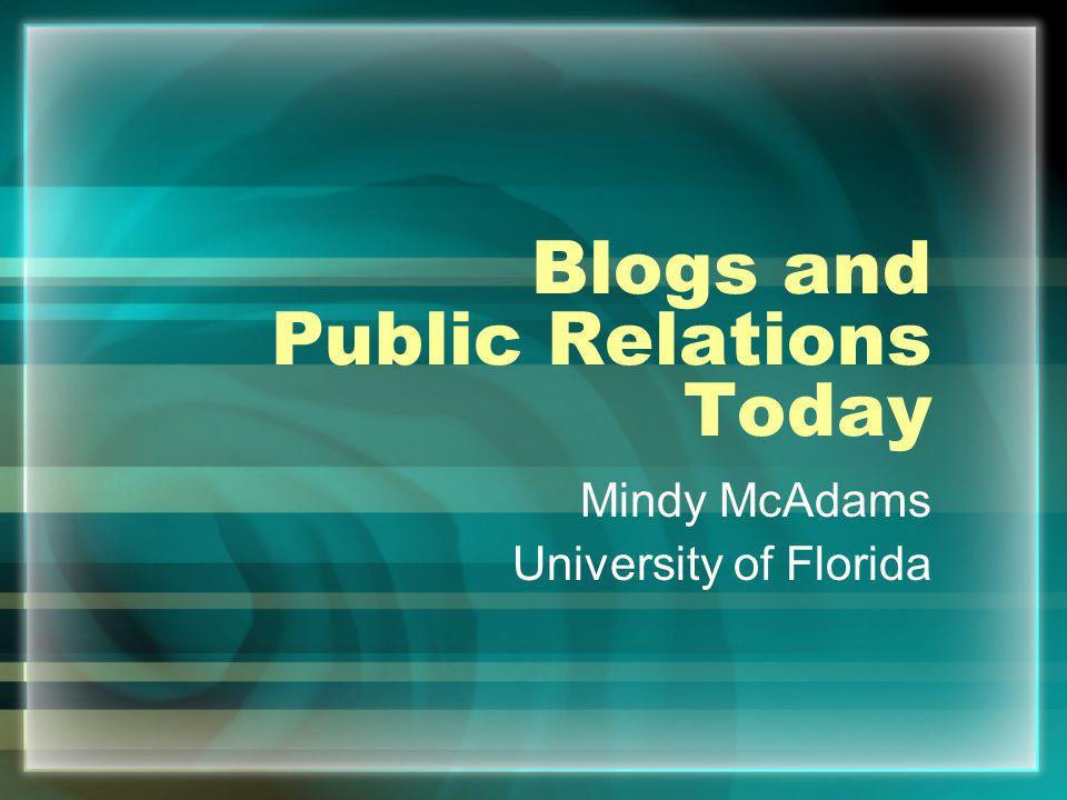 Thank you! Handout: http://mindymcadams.com/guest/ E-mail: mmcadams@jou.ufl.edu