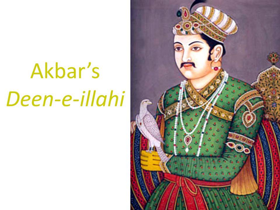 Akbar's Deen-e-illahi