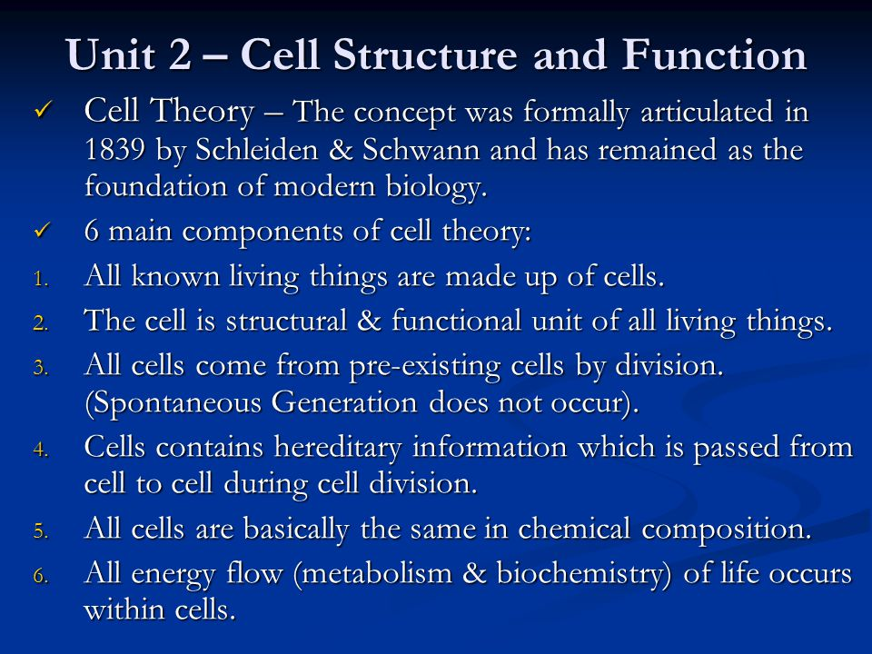 Types of cells Two main types of cells exist: prokaryotes and eukaryotes Two main types of cells exist: prokaryotes and eukaryotes 1.