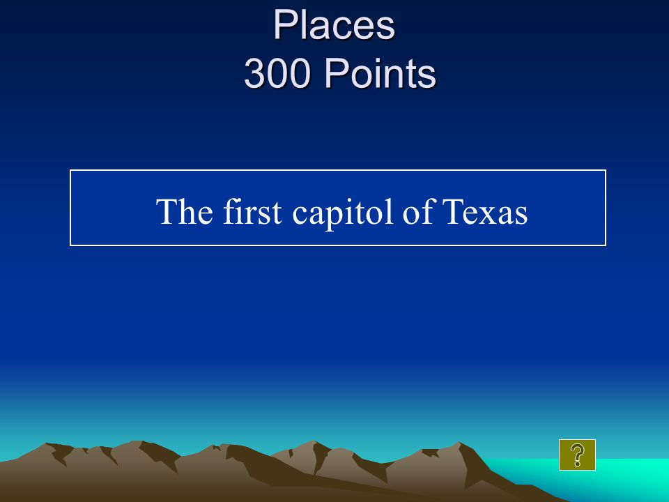 What is Neutral Ground Places 200 Points