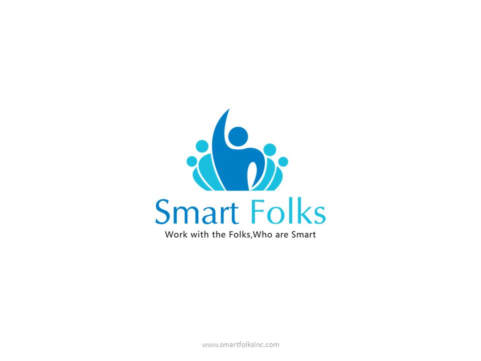 CONCLUSION www.smartfolksinc.com OUR MISSION To provide the Global staffing businesses in U.S.A & India with quality brand-name recruitment solutions, reliable and professional delivery, and unparalleled customer service through the use of technology, application of mind and heart.