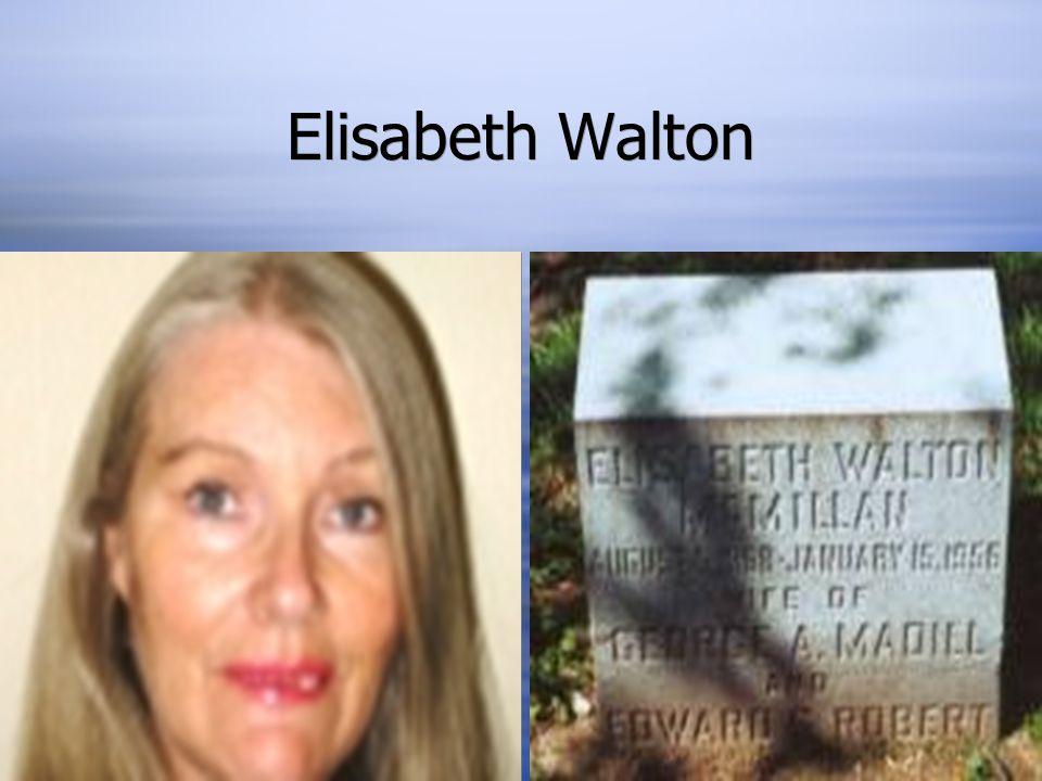 Elisabeth Walton