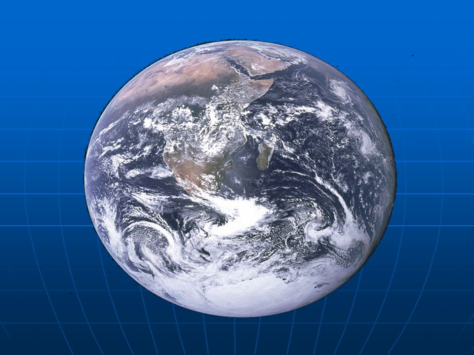 The Ecological Congress THE FRAGILE PLANET Think globally, Act locally! Act locally!
