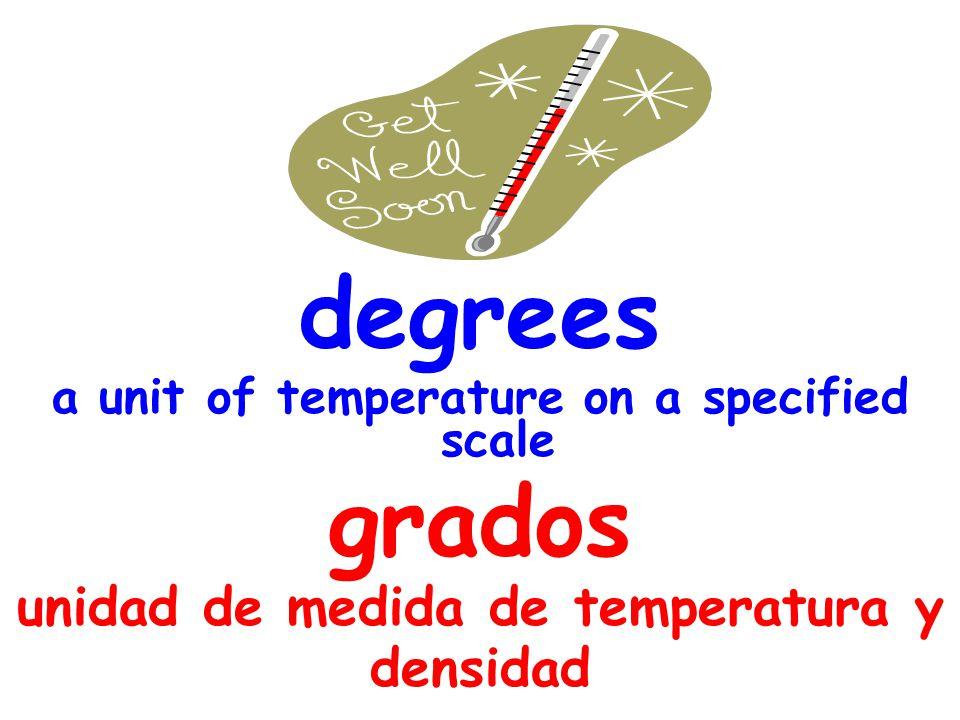 hot very warm; not cold caliente caluroso; no frío