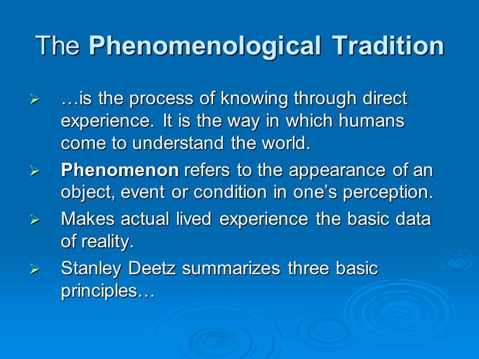 Stanley Deetz  Knowledge is conscious.